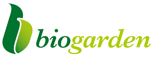 Logo biogarden Exklusiv-Bio-Marke